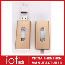 32GB OTG USB Pendrive for iOS / Android