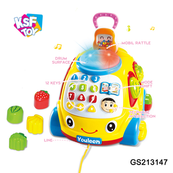 Telephone Car Kids Electronic Educational Toys For Baby Buy Kids