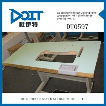 Dt40 Good Quality Sewing Machine Table And Stand Buy Industrial Amazing Industrial Sewing Machine Tables