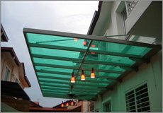 Glass roof or canopy : roof canopy - memphite.com