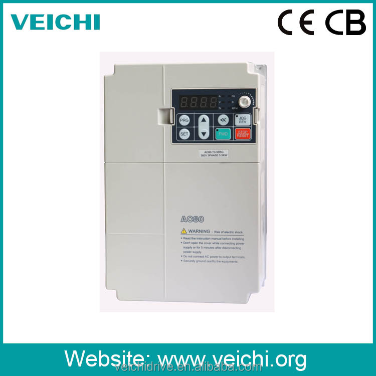 400HZ Variable Frequency Drive DC to AC Inverter Control AC Motor Speed