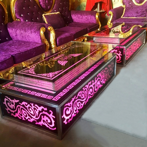 Led illuminated lounge home bars furniture for sale