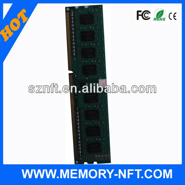 NEW 2GB PC3 10600 DDR3 1333 Mhz 240PIN non-ecc Desktop Memory 240-pin CL9 1.5V ddr3 ram memory