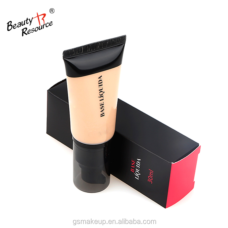 Base Makeup Cover Soft Tube Matte Liquid Mousse Foundation 30ml All Shades