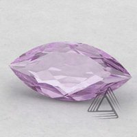 Pink Amethyst Marquise Shape Calibrated Gemstones, Natural Stones, Beads Supplies
