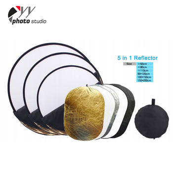 60CM 80CM 110CM Wholesale reflector for photography light photography reflector