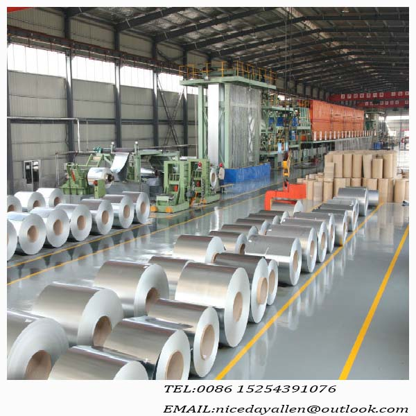 Alibaba trade assurance hot dipped galvanized steel coil for roofing sheet material