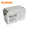 Bluesun lead acid battery charger solar energy storage battery for solar system 12V 100ah