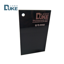 Duke 100% Yeni Panel <span class=keywords><strong>Akrilik</strong></span> <span class=keywords><strong>Siyah</strong></span> Perspex