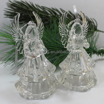 made in china acrylic christmas angel figurines - Christmas Angel Figurines