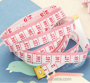 Folding Tailor Tape Measure For Tailor Tool With Customized Logo And Design