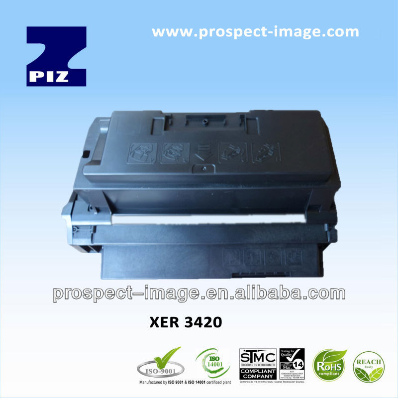 Compatible toner cartridge 3420 HY for Xerox Phaser 3420