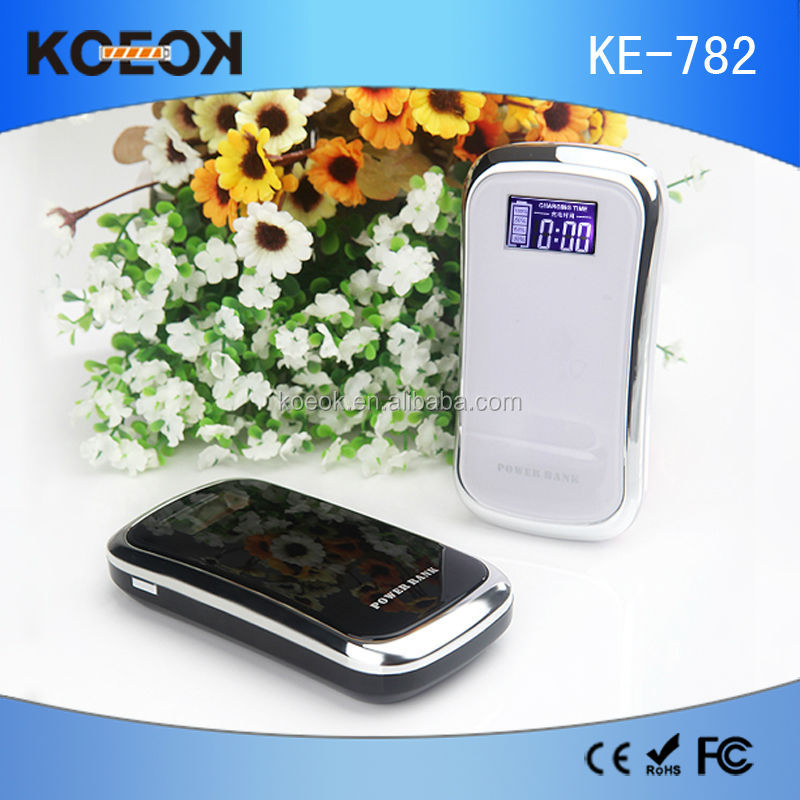 10000mah Experia Travel Mobile Charger