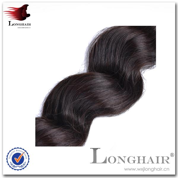 10-30 zoll Neue Ankunft Reines Haar Heißer Verkauf Großhandel Natürliche Schwarz Haar Farbstoffe Alle texturen