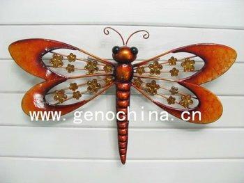 dragonfly metal animal plaque metal decorative wall plaque buy dragonfly wall plaque acrylic. Black Bedroom Furniture Sets. Home Design Ideas