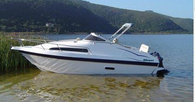 Cabin Boats: Flamingo 216