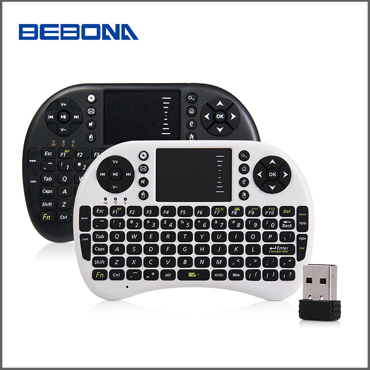 New mini Bluetooth Wireless Black Keyboard for Computer Laptop Tablet