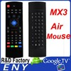 Smart 2.4g Mx3 6-Axis Gyro High Quality Air Fly Mouse Remote Control