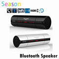 High Quality NFC FM HIFI Bluetooth Speaker Wireless Stereo Portable Loudspeakers Bluetooth Boombox Super Bass MP3