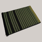 Top quality Fashionable popular Striped 100% Viscose Scarf For Men's Ladies