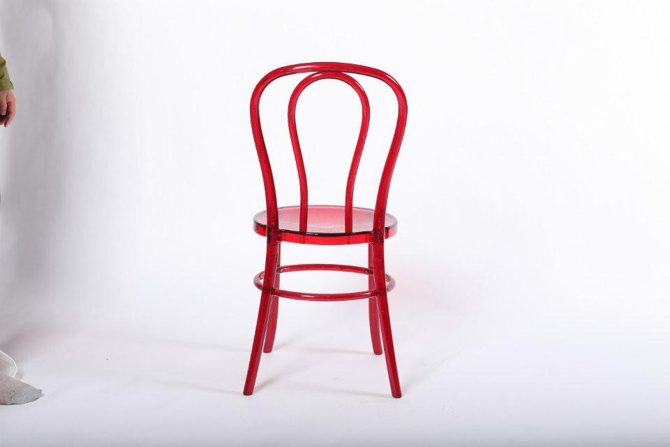 Sedie Di Plastica Trasparenti : A buon mercato acrilico trasparente thonet sedia di plastica