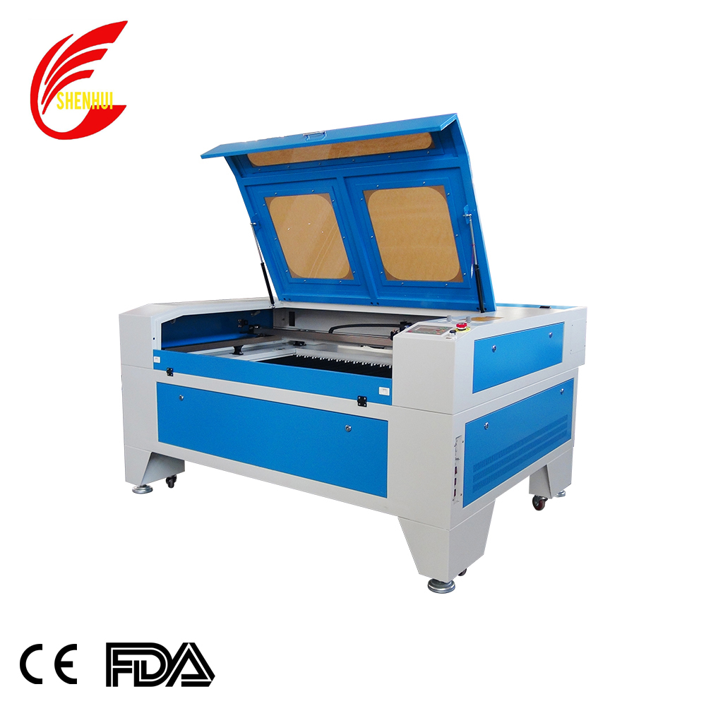 shenhui 1390 80w 100w 130w 150w laser cutting machine for mdf acrylic