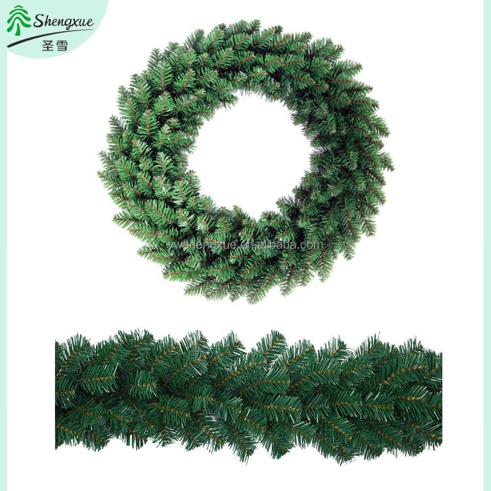 Christmas Wreath Decoration Christmas Garland Holiday Swag