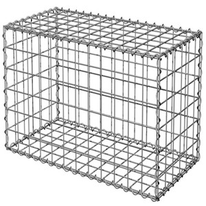 Cheap Prices Welded Mesh Gabion Cage Retaining Wall For Garden