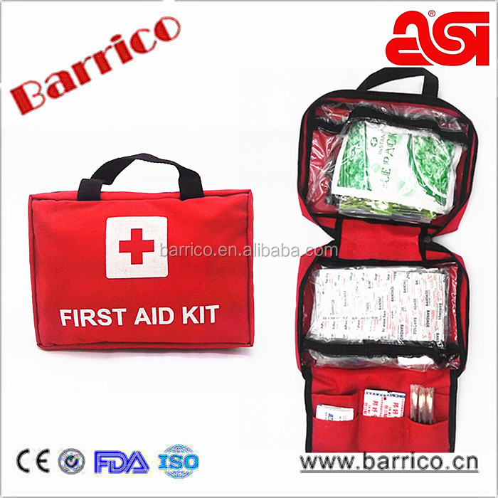 First Class Quality Safety First Aid Medical Kit / Trauma Healthcare Bag BLG-40 CE/FDA/MSDS
