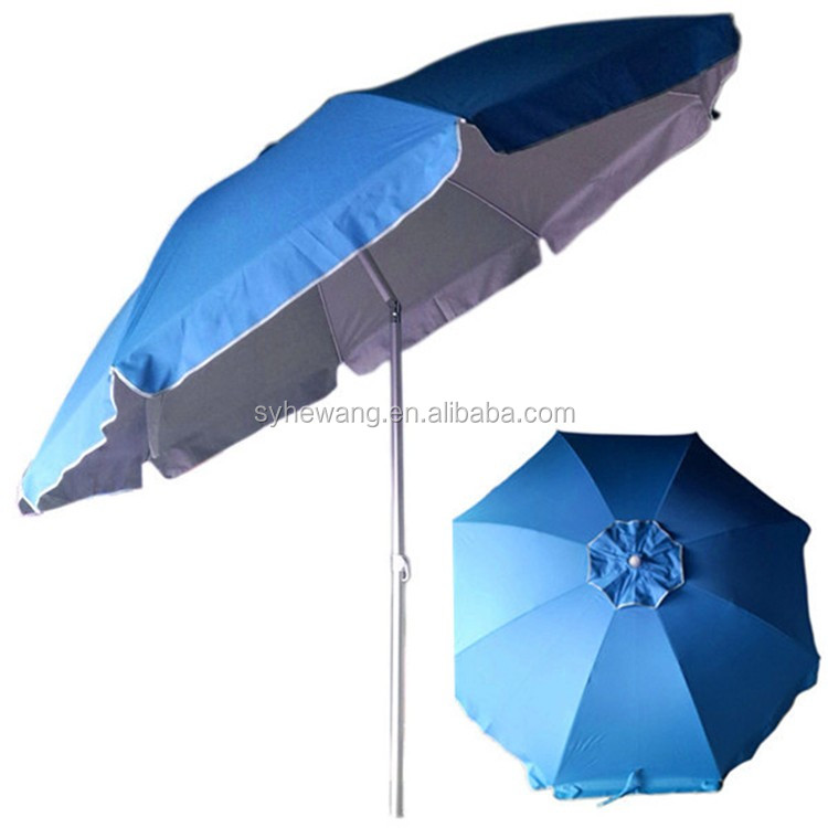 best-selling stock uv protection beach umbrella