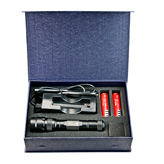 Excellent performance delicate design flashlight with high quality
