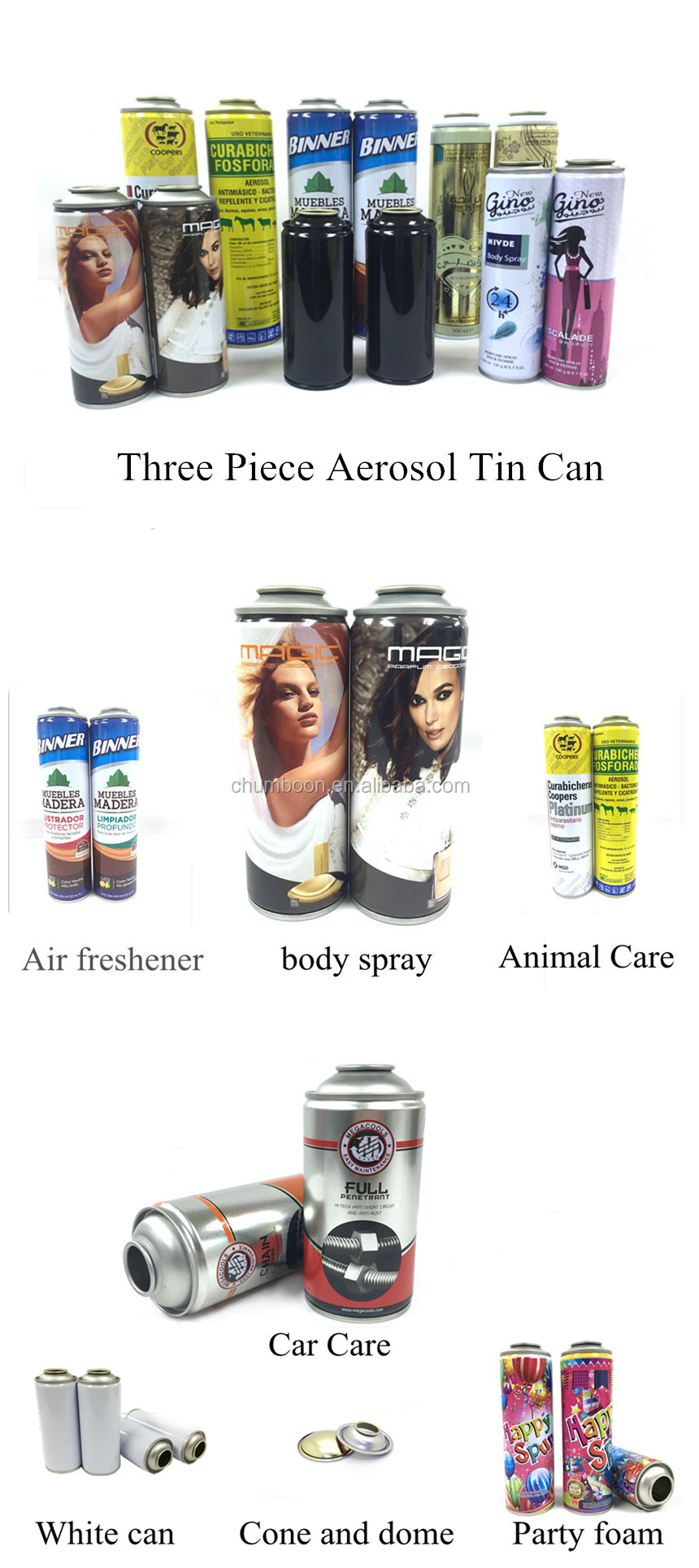 150 ml aerosol barattolo di latta per il bagno schiuma
