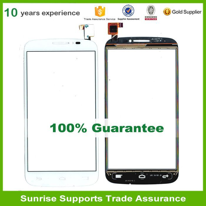 Touch Screen Digitizer For Alcatel One Touch Pop C7