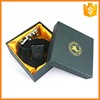 Cost-effective custom buckle leather belt paper packaging gift box
