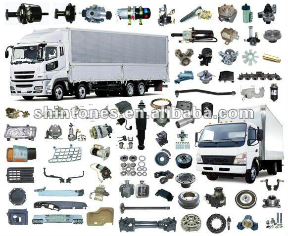 product parts high truck with made taiwan mitsubishi fuso view in quality