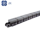 Carbon Steel Conveyor Rubber Coated Chain 12B-G1
