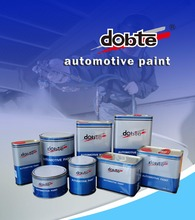 Automotive Car and Vehicle Color Paint Spray Gun Application Method