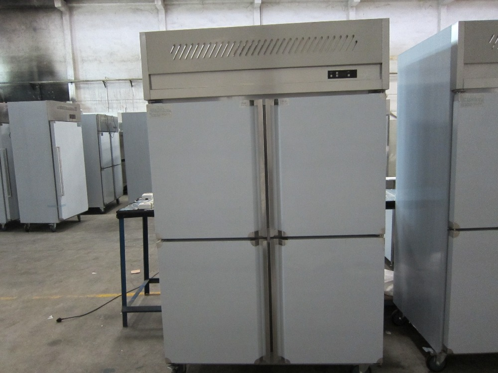 Réfrigérateur Commercial 1000L congélateur réfrigérateur dans la ...