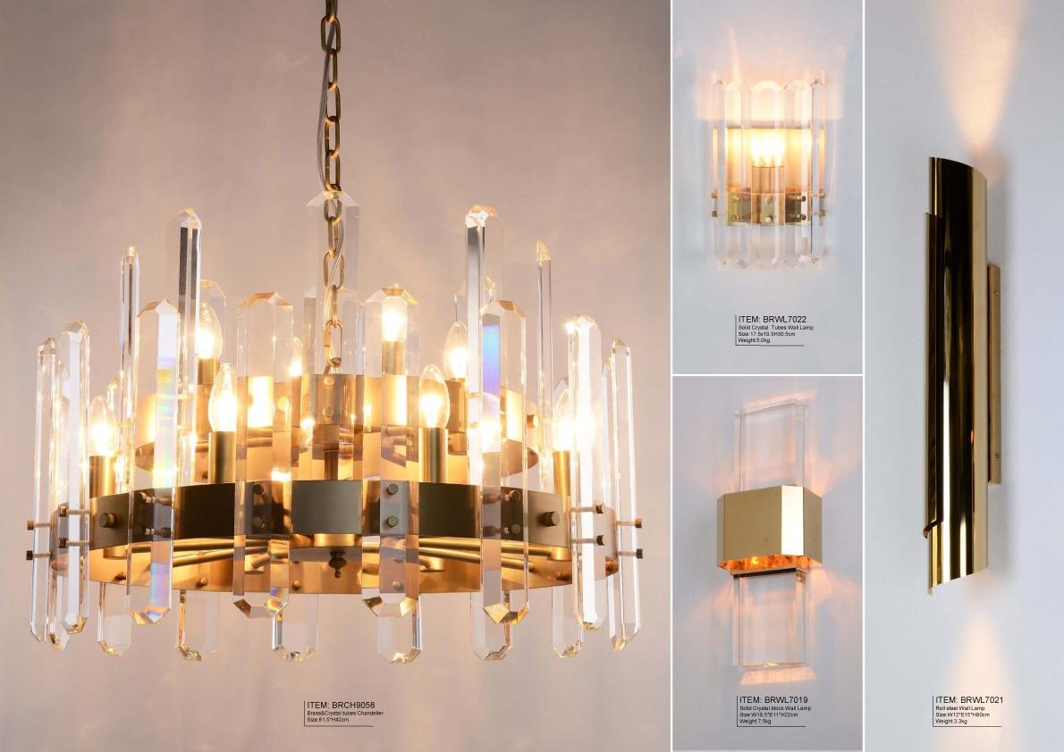 Brass Bathroom Light Fixtures