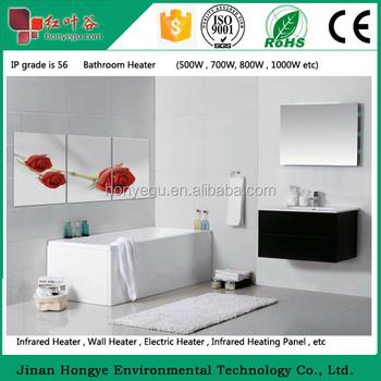 700w Wall Mounted Waterproof Bathroom Far Infrared Heater Buy Infrared Heater Far Infrared