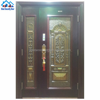 24 Inch Detector Exterior Metal Insulated Doors For Apartment Buy