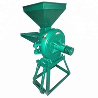 Corn/ maize/ rice/ wheat flour milling machine in india