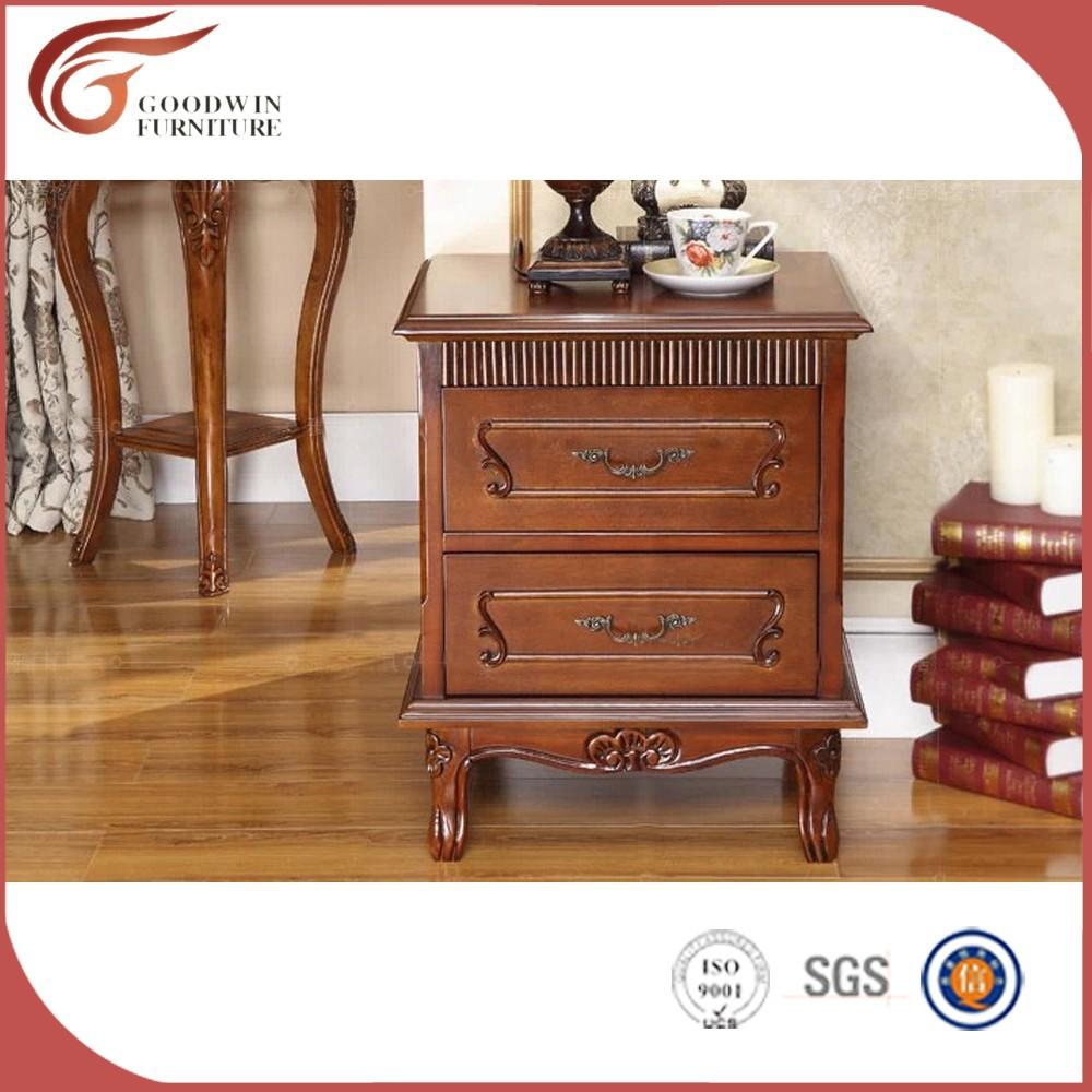 Handgemalten antiken schlafzimmer-sets, naturholz schlafzimmer ...