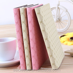 Color-changing pu leather notebook/High quality hardcover notepad Custom trademarks and internal pages