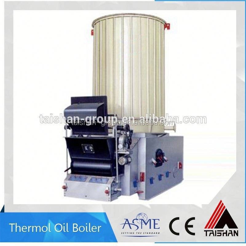 Waste Wood Fired Thermal Hot Oil Boiler