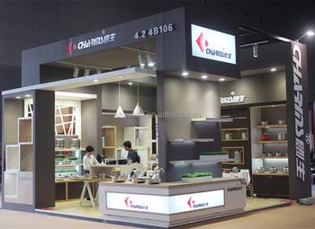 Trade Exhibition Stand Design : Fashion wooden trade show stand exhibition booth design buy