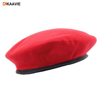 Atacado Nenhum Flash De Lã Boina Vermelha Militar - Buy Vermelho De ... 592c8de848e