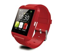 Hot selling 4$ cheap android smart watch U8 smartwatch with sim card camera