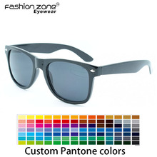 Custom logo promotional wayfaring glasses cheap promotion sunglasses