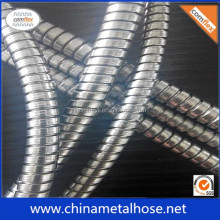 stainless steel 2 flexible squarelock metal conduit